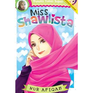 Preloved: Miss  Shawlista