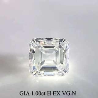 GIA證書鑽石歡迎查詢現場看貨訂造鑲嵌珠寶鑽石100%new