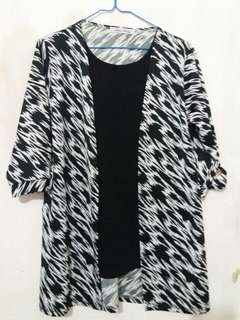 Blouse include inner