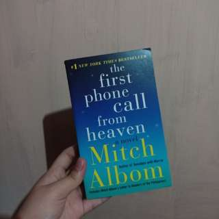 FIRST PHONE CALL FROM HEAVEN