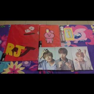 [CLEARANCE SALE] BT21 AND BTS