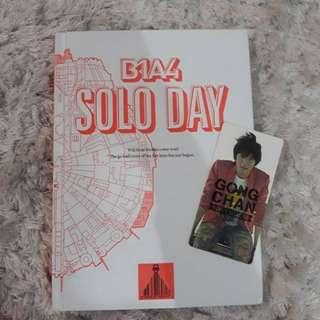 B1A4 Solo Day Album