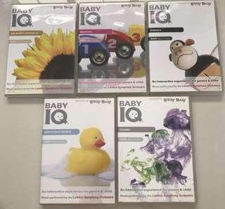 Baby IQ DVD (Set of 5)