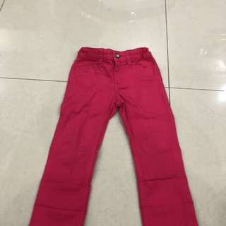 H&M Pink Jeans Pants ( 2-3 years)