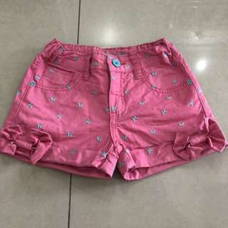 PDI Girl Short Pants (4-5 years)
