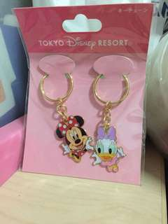 New Mickey Mouse & Donald Duck  Keychain
