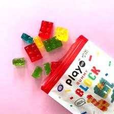 (PO) Gummy Block Lego Candies