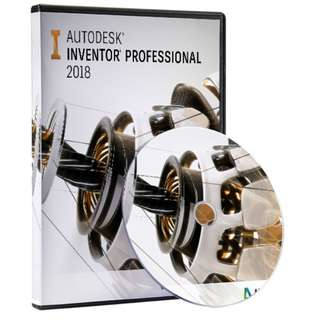 Autodesk Inventor Professional 2018 - Windows #JAN55