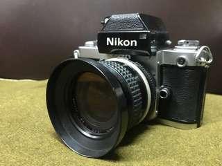 🚚 Nikon F2