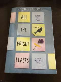Jennifer Niven's All The Bright Places