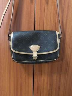 Authentic Louis Vuitton Sling Bag