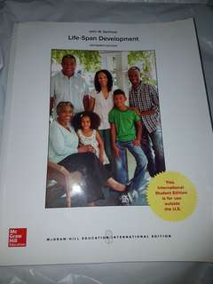 Life-span development 16th edition