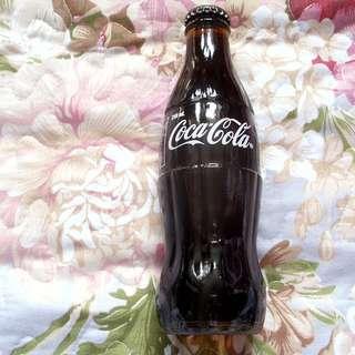 可口可樂02年澳洲250毫升玻璃樽