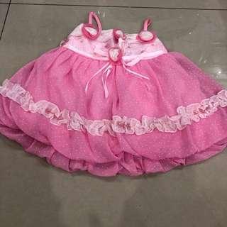 Baby Dress (9-12 mths)