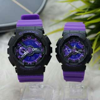 Free Postage 🎀G SHOCK COUPLE WATCH