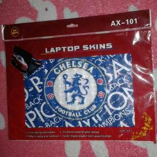 Chelsea Laptop skins