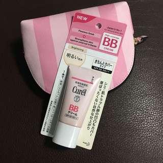 Curél BB Cream (Brightening)