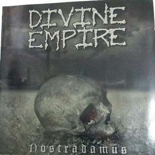 Music CD (Metal): Divine Empire ‎–Nostradamus - Death Metal