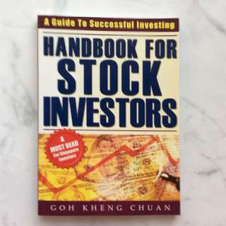 Handbook for Stock Investors by Goh Kheng Chuan