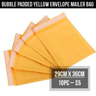 Polymailer Bubble Padded Envelopes Mailer Bag