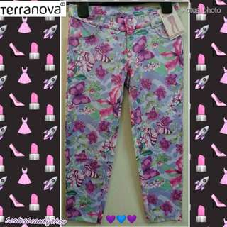 TERRANOVA KIDS 4-5yo on tag