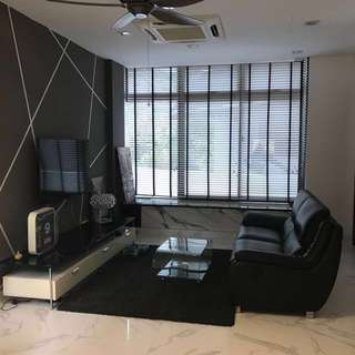 One Suite Room at Potong Pasir Cluster House with Attached Bathroom (5min walk to MRT)