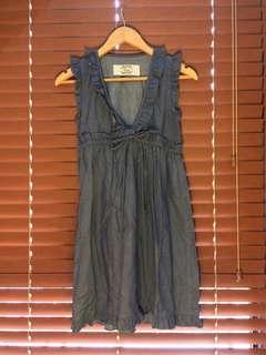 Bayo Denim Dress