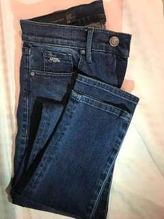 Preloved-Armani Exchange High Rise Skinny Jeans