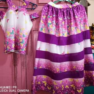 long dress for 6-8 y.o.