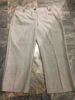 Trousers (light gray)