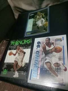 NBA cards A.I