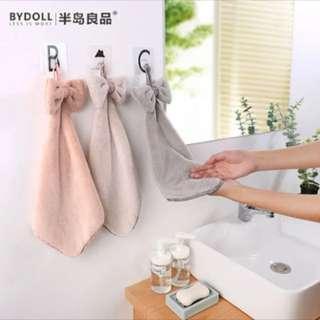 擦拭手巾(隨機出貨 不挑色)