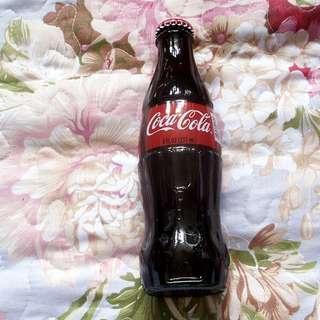 可口可樂美國237毫升包膠Label玻璃樽