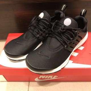 Nike presto 黑白 魚骨 848187-009