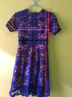 BKK Lace Dress