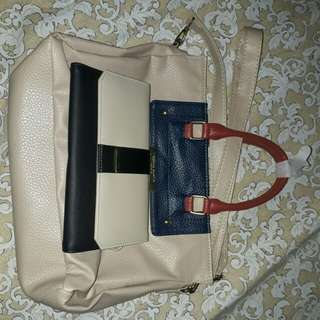 Sophie Martin bandle with long wallet