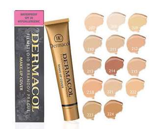 Dermacol Foundation High-Coverage