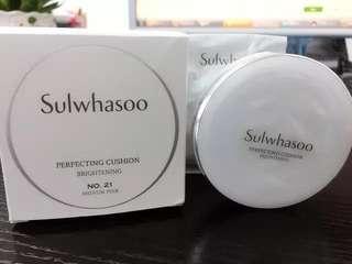 🇰🇷Sulwhasoo Perfecting Cushion 雪花秀木蓮花BB氣墊SPF50/PA+++