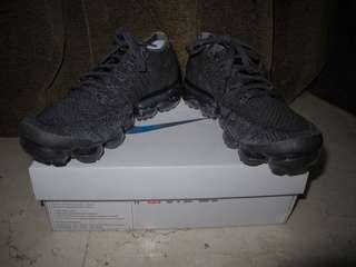 Very good condition Nike Vapormax all black size 38