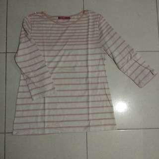 Preloved Connexion Stripe Shirt
