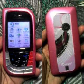 Nokia 7610 cute pink