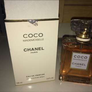 Coco chanel mademoiselle parfum chanel