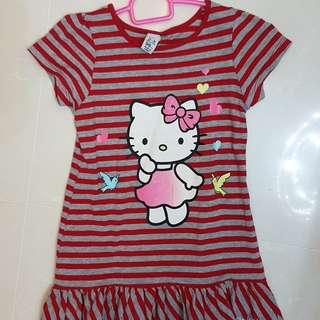 Zara Kids Hello Kitty Dress (Size 2-3)