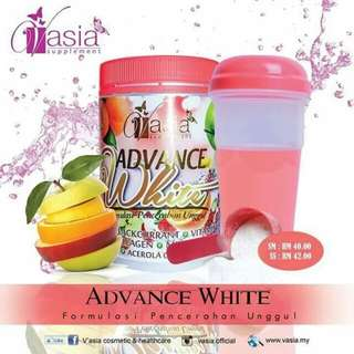Advance white v'asia