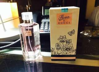 Gucci flora 100ml