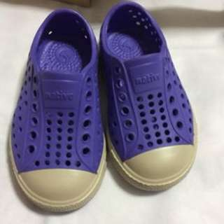 Auth Native Jefferson Jelly Bean Purple Unisex size C4/5