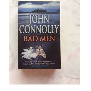 Bad Omen by John Connolly