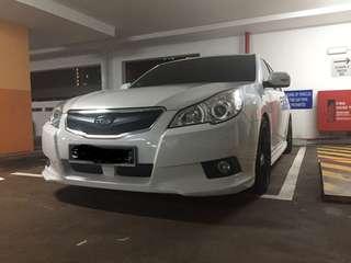 Subaru Legacy 2.0i Auto Limited Edition