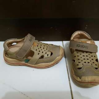 Kickers Baby Shoes