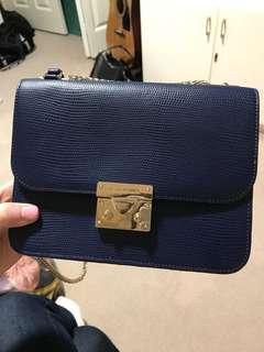 Henri Bendel Waldorf Chain Party Bag